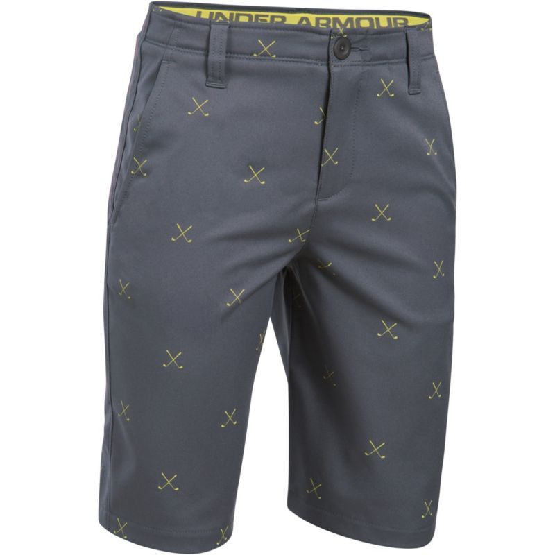 Under Armour Match Play Printed Shorts