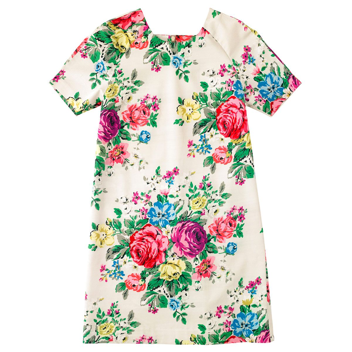 Hampstead Rose Shift Dress | Cath Kidston |