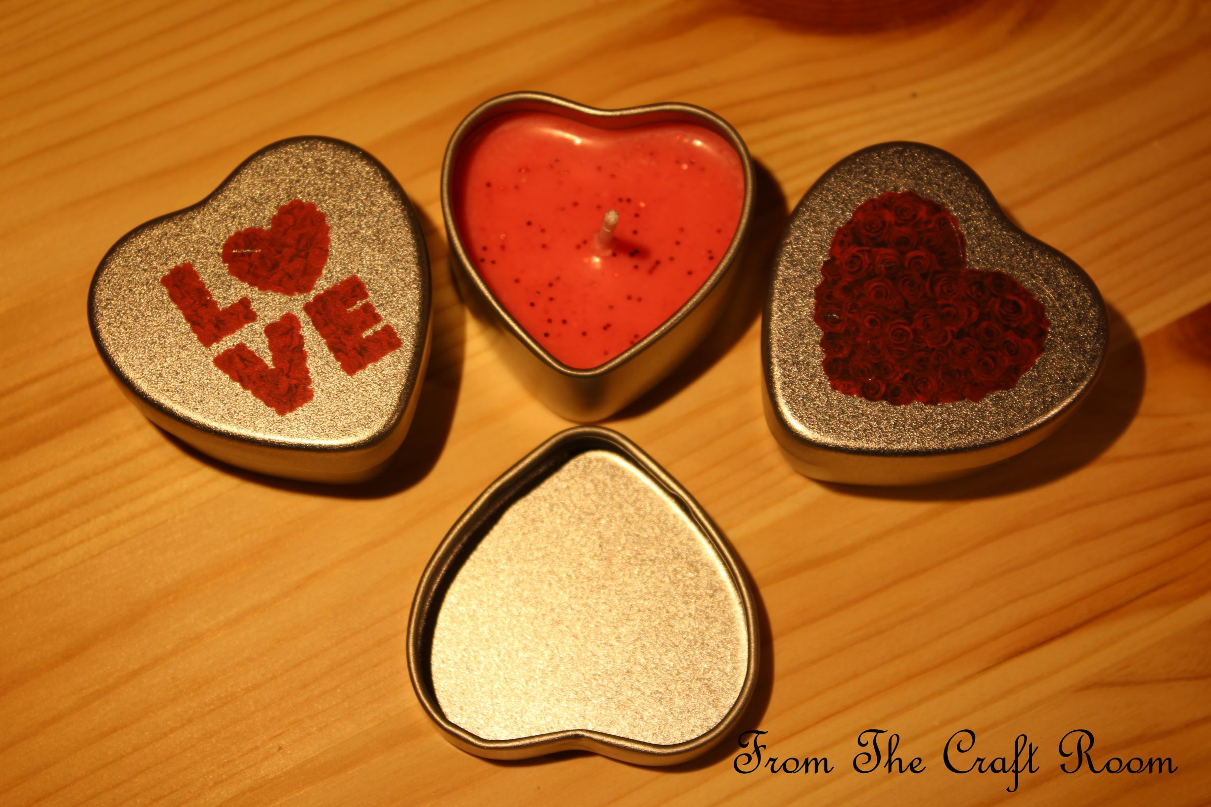 24++ Hearts and crafts tins information