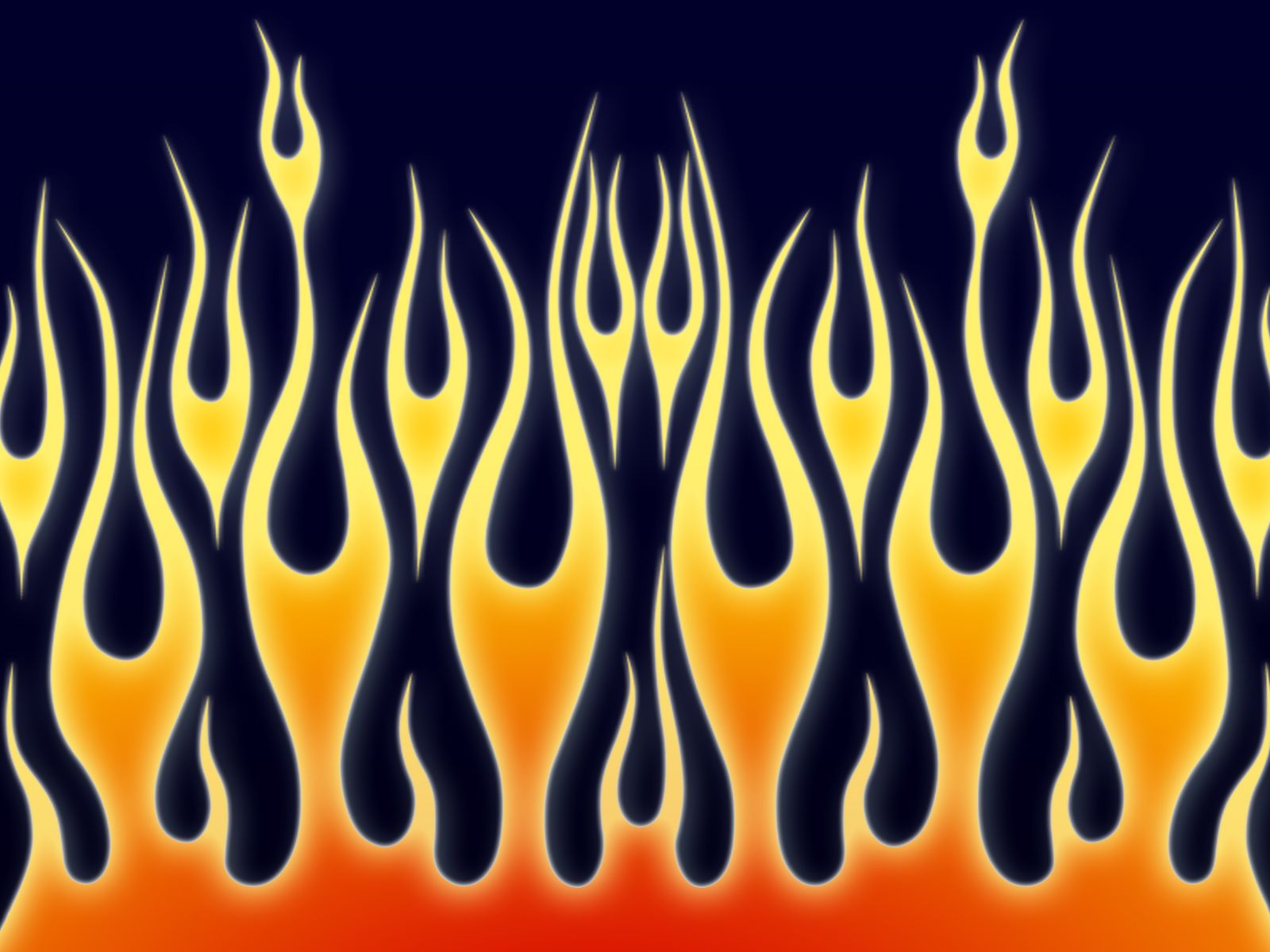 Flames white background border flame border w pictures to pin on - Hot Rod Flames Hot Rod Flames Clip Art Pictures
