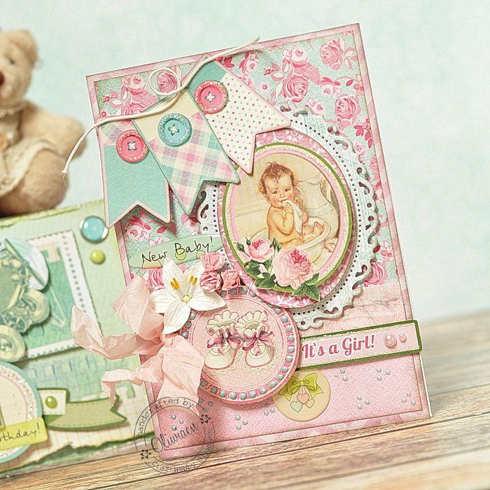 CraftHobby Oliwiaen: Dziecięco / Baby Cards