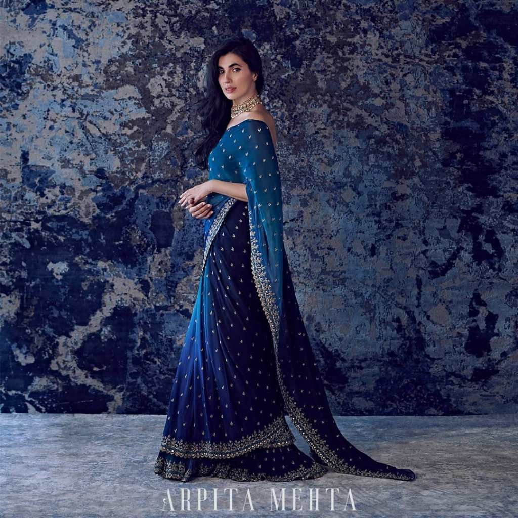 Photo of Want Shells On Your Lehenga Blouse? This Is The Designer To Approach