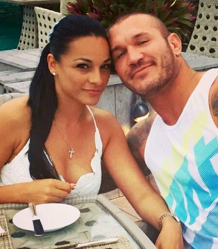 Randy Orton Kim Marie Kessler Are Engage Randy Orton Orton Wwe Tna Her social media accounts are the best way to know about her age and other personal life details. randy orton kim marie kessler are
