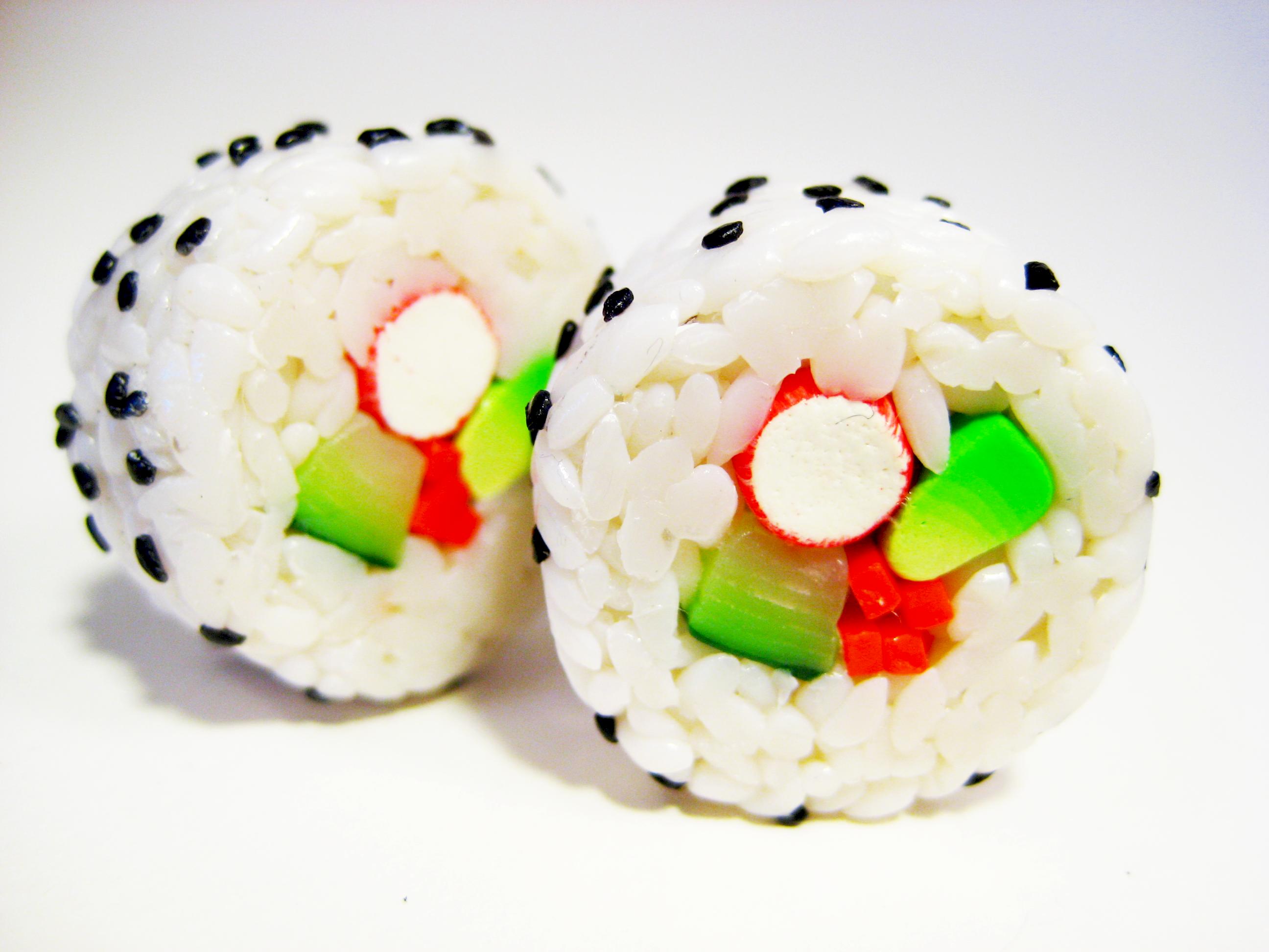 Sushi Rolls 1 Png 2592 1944