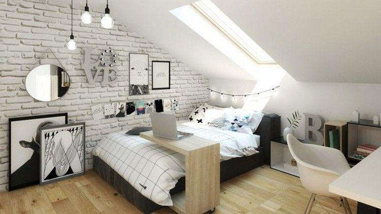 Perfekt 25 Ideen Für Trendige Wandgestaltung Im Jugendzimmer