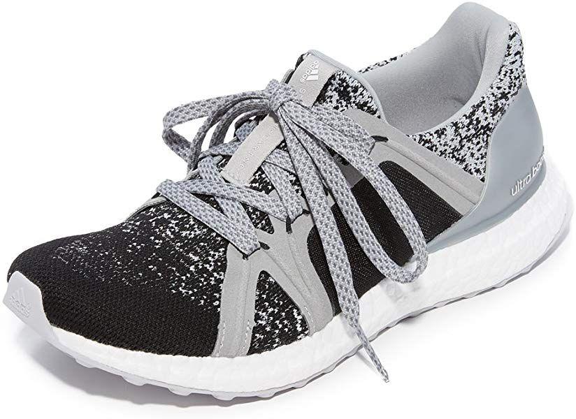 new style c966a ee7ef adidas by Stella McCartney Women s Ultraboost Sneakers, Silver Metallic, 6  B(M) US   Fashion Sneakers