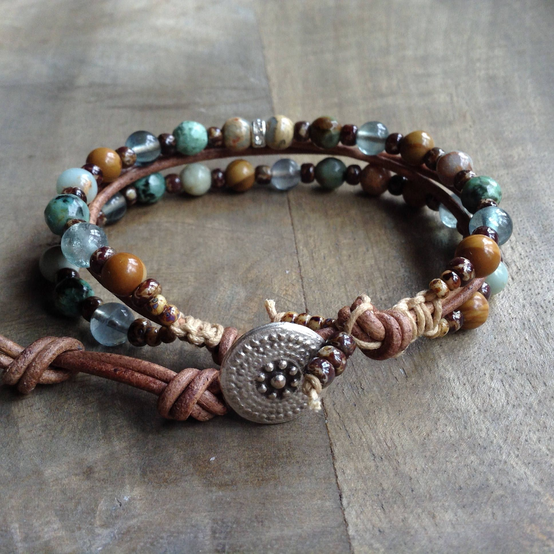 Boho Chic Bracelet Womens Jewelry