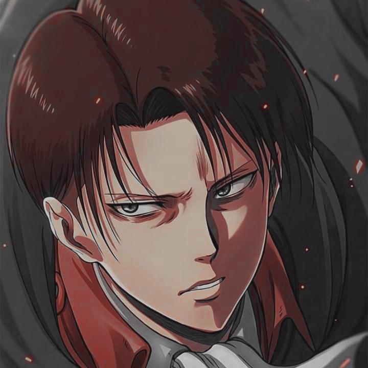 Levi Ackerman icon, Shingeki no Kyojin season 3 icon