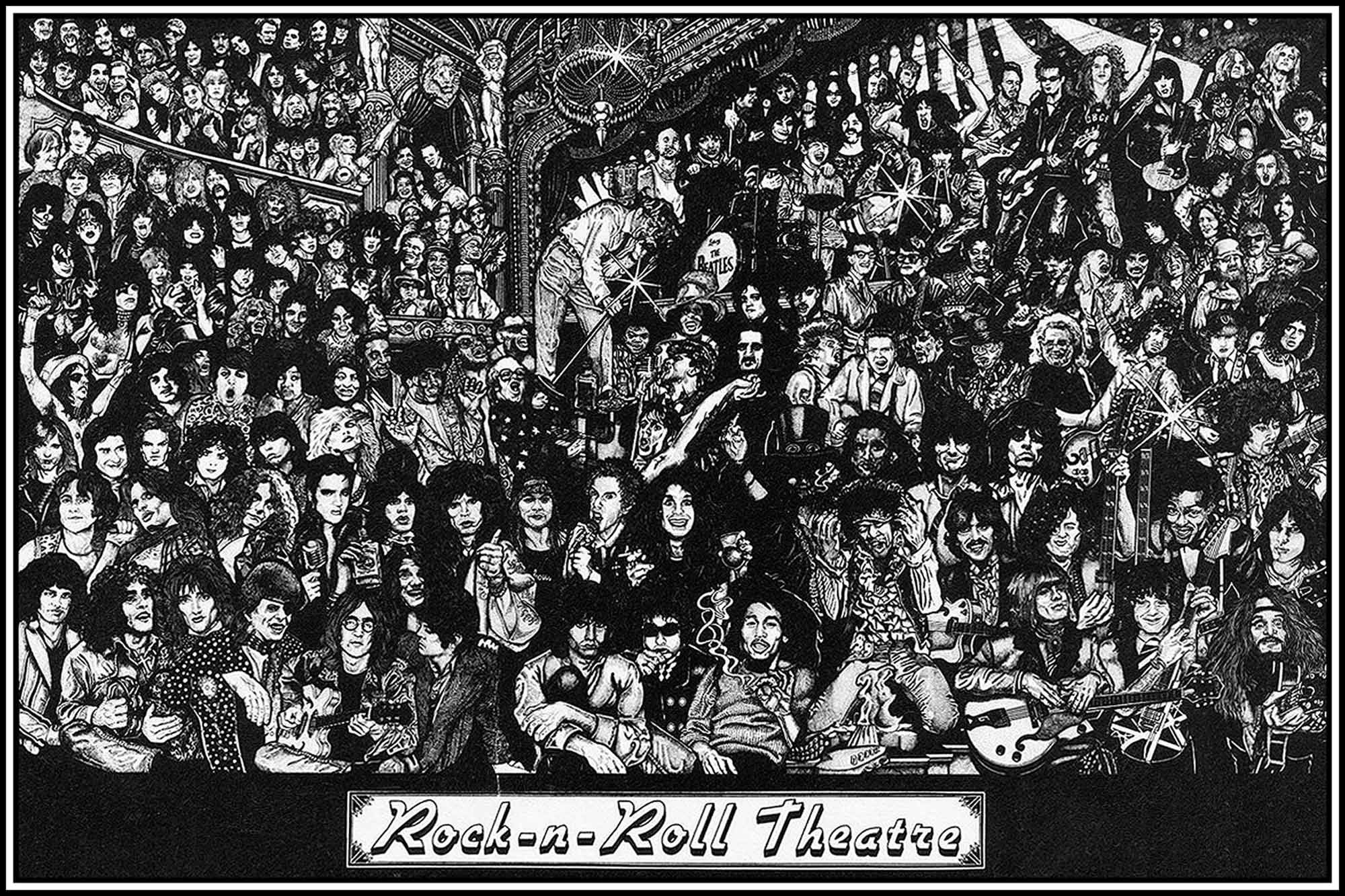 Nice Rock N Roll Rock Posters Poster Prints Rock And Roll