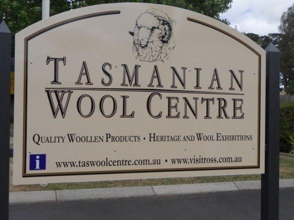 Lana de Tasmania, uno de los Mejores Trajes del Mundo
