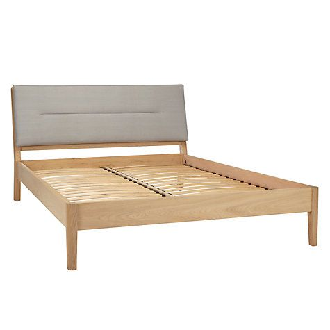 buy design project by john lewis no049 bed frame super king size