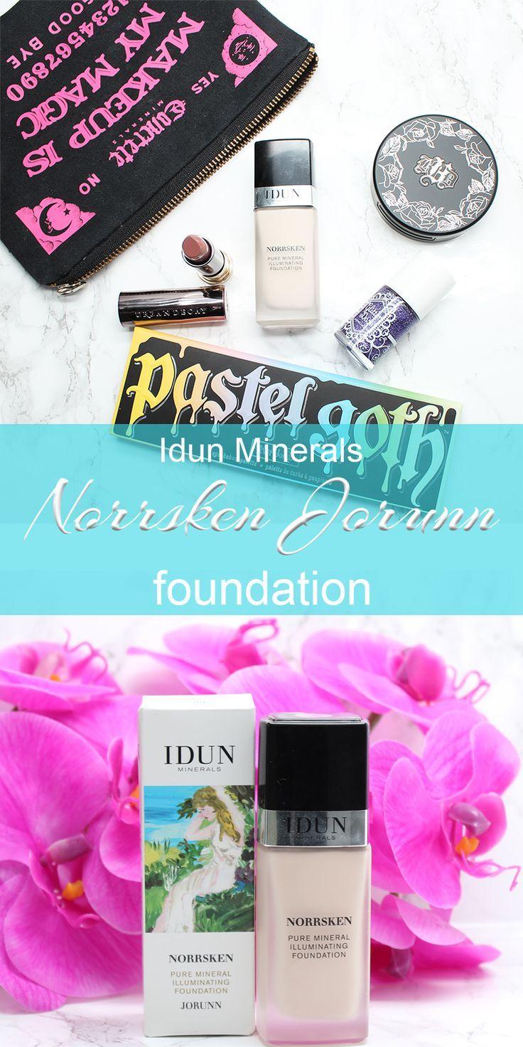 idun minerals test