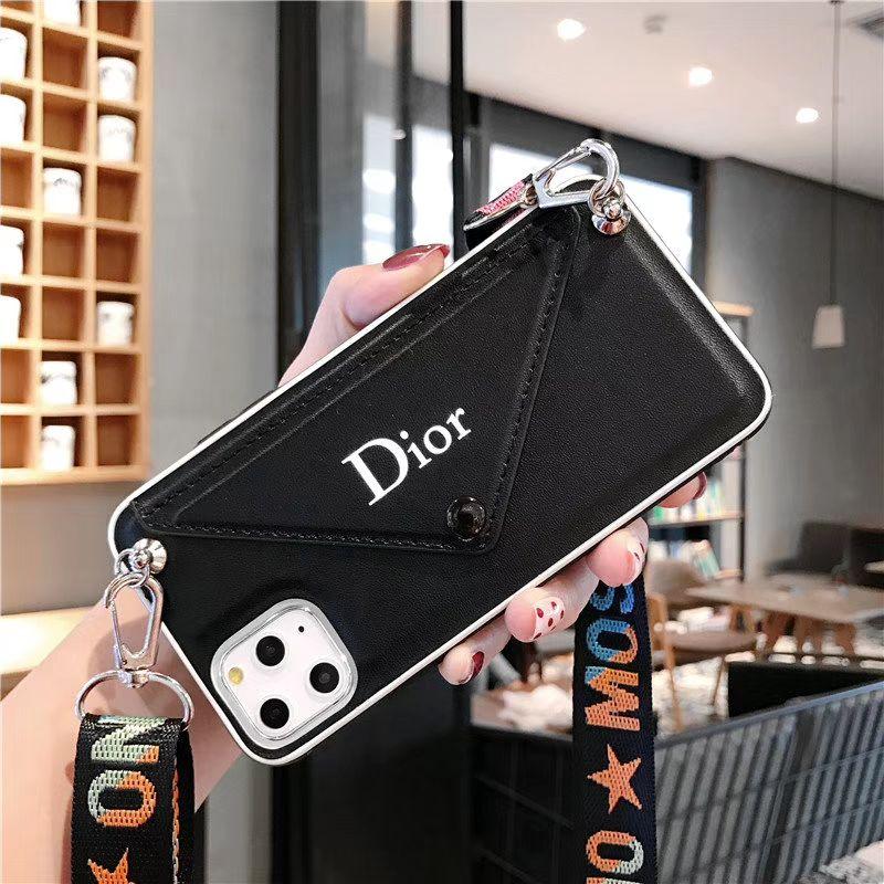 3253 long strap dior envelope crossbody genuine leather