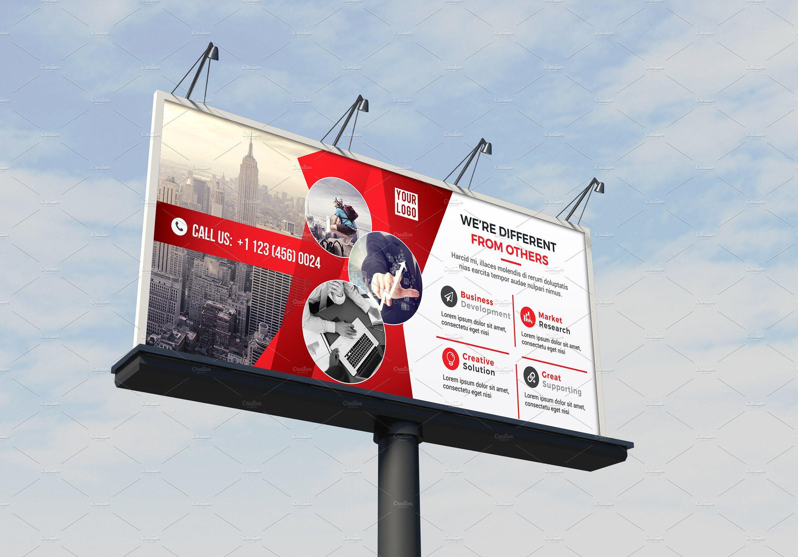 Billboard Template Billboard, Templates, Popular fonts