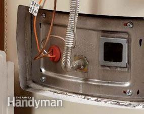 How To Fix A Water Heater Pilot Light Plumbing