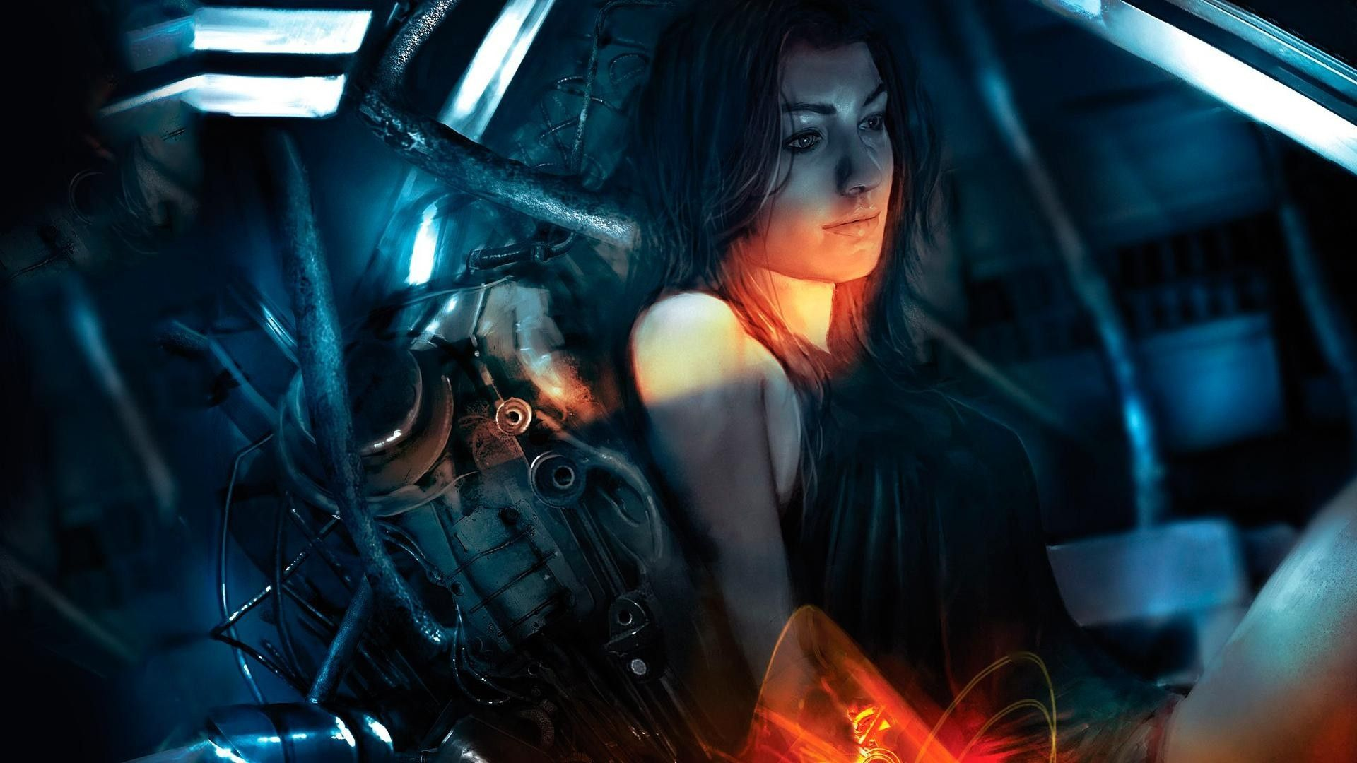 miranda lawson wallpaper by rendereffect dan mass effect fan art hd wallpapers pinterest miranda lawson and wallpaper