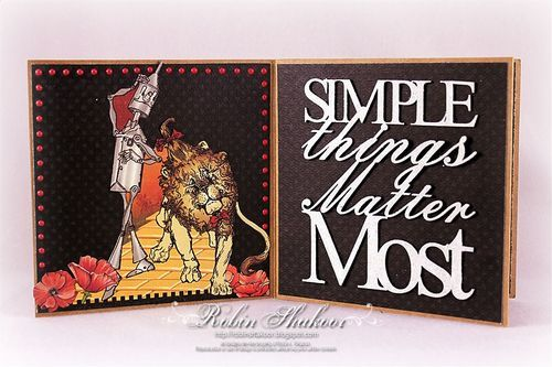 Simple things Matter Most...