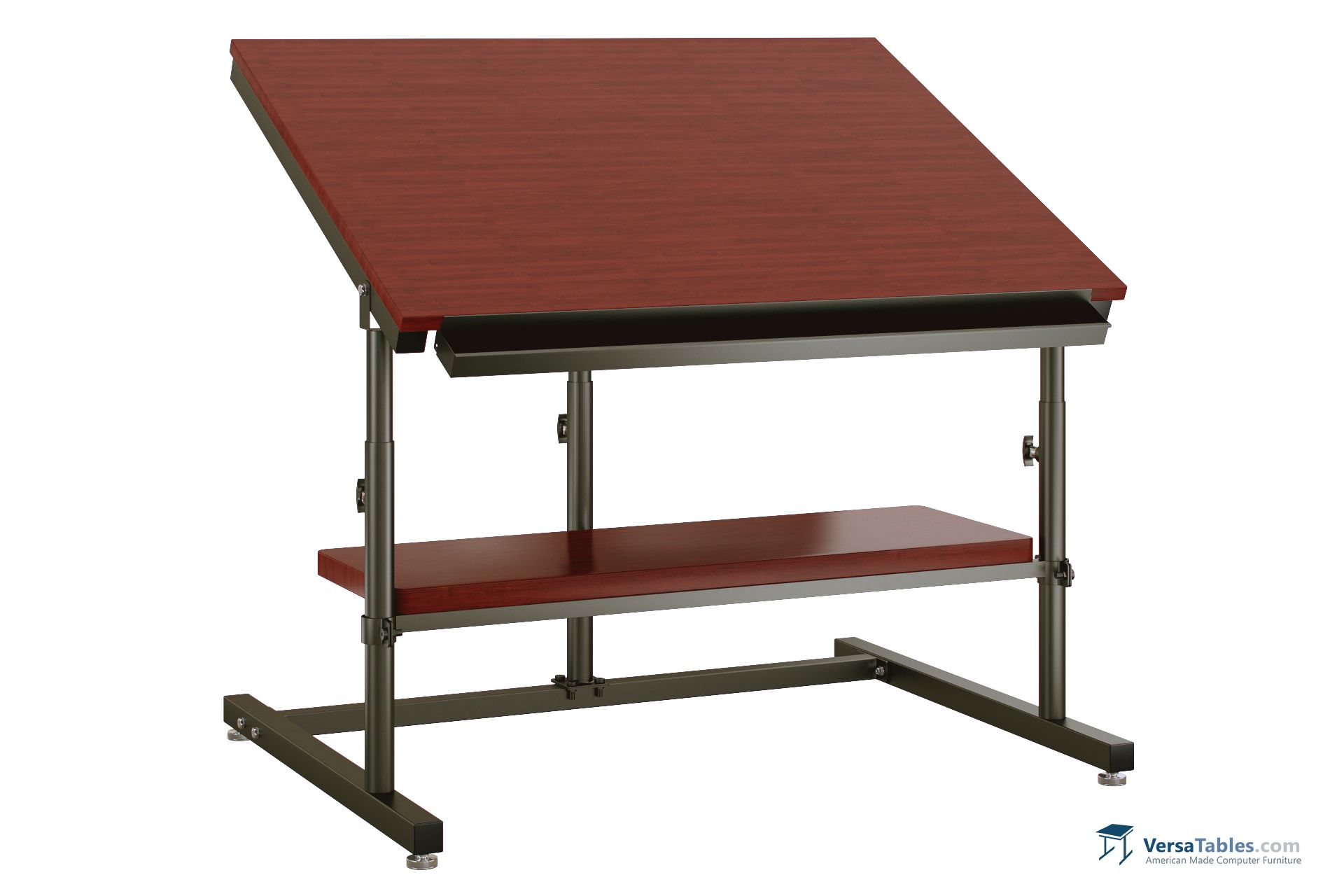 Professional Drafting Table Dt Series By Versa Table Restirador