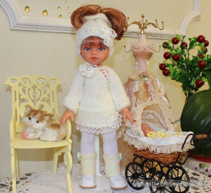 Мои малышки (сравнительный топик ) / Paola Reina, Antonio Juan и другие испанские куклы / Бэйбики. Куклы фото. Одежда для кукол