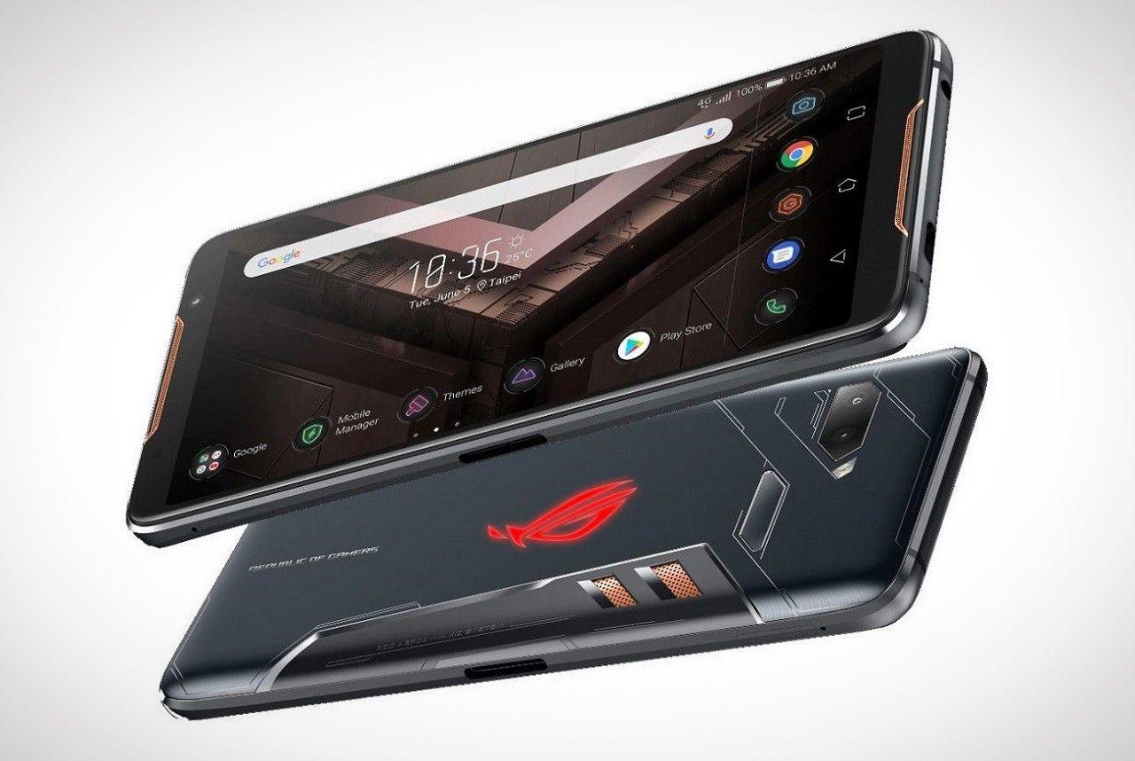 Asus Rog Gaming Phone Asus Smartphone Asus Rog