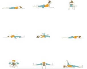 yin yoga sequences  foundational sequences for yoga