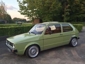 Te Koop Volkswagen Golf Mk1 1977 11 Gl 94 Duizend