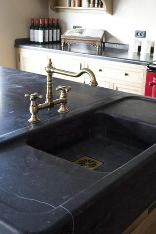 8 Ideeen Over Spoelbak Hardsteen Hardsteen Spoelbak Keukens