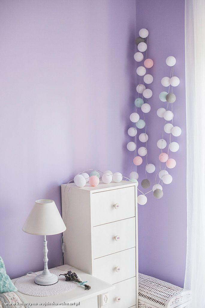 #cottonovelove.pl #cottonballlights #lightsdesign # ...
