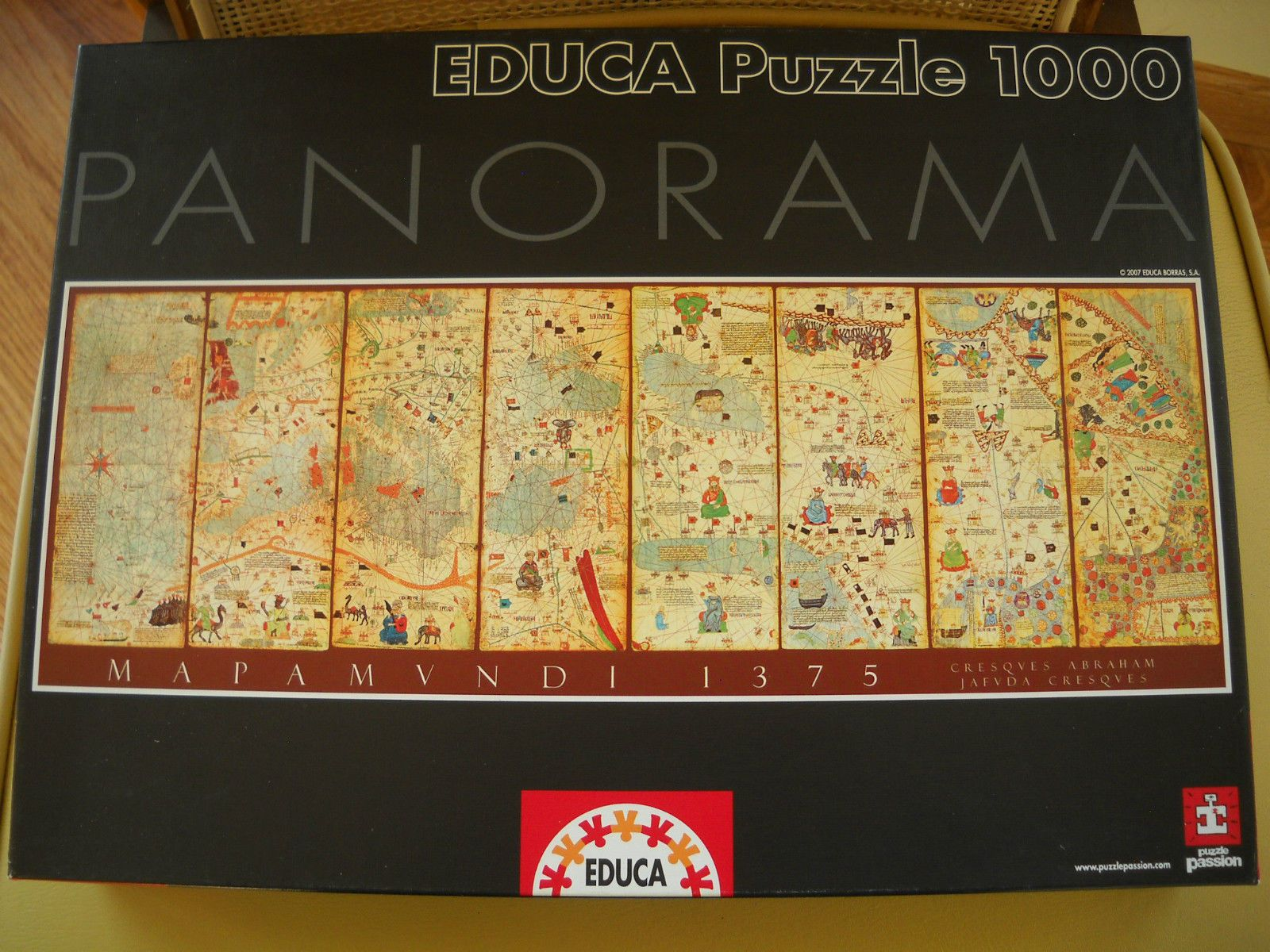 Educa puzzle mapa mundi 1375 world map 1000 pc panorama 96x34cm educa puzzle mapa mundi 1375 world map 1000 pc panorama 96x34cm ebay 17 total gumiabroncs Images