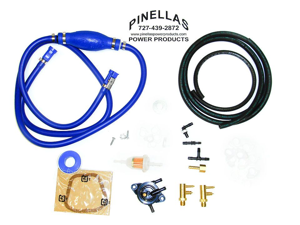 Extended Run Time Remote Auxiliary Fuel Tank Kit For Honda