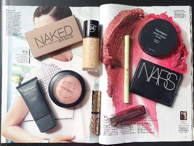 What's In My Makeup bag: Morgan