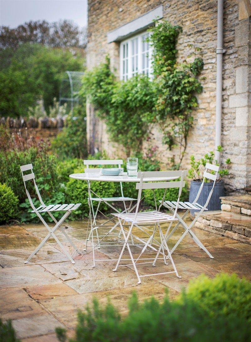 Garden Trading Large Set And 4 Clay Chairs Kitchen Dining Ideas