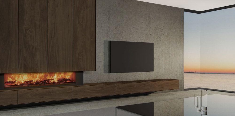 Tv Meubel Wand.Afbeeldingsresultaat Voor Tv Meubel Wand Modern Tvs Home Home