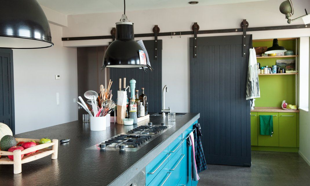 Anne Hubert And Jeff Louise 19 Violette 7 Years Old Cuisine Coloree Idees Pour La Maison Maison
