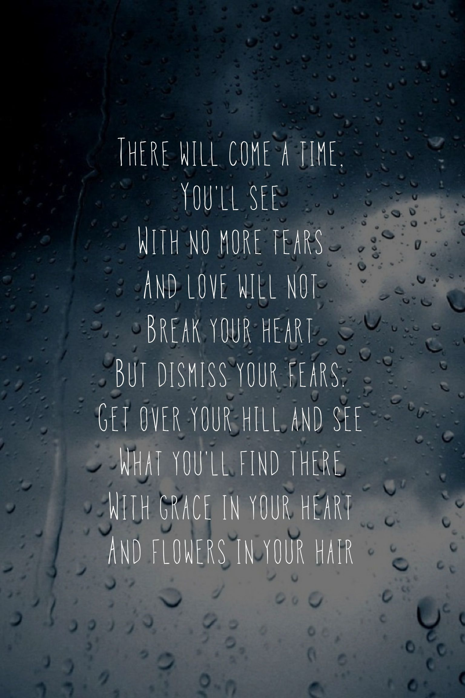 After The Storm Mumford And Sons Inspirational Words Cool Words Inspirational Quotes