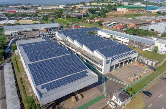Pine Town - 'Pineapple' town leading in solar power ...