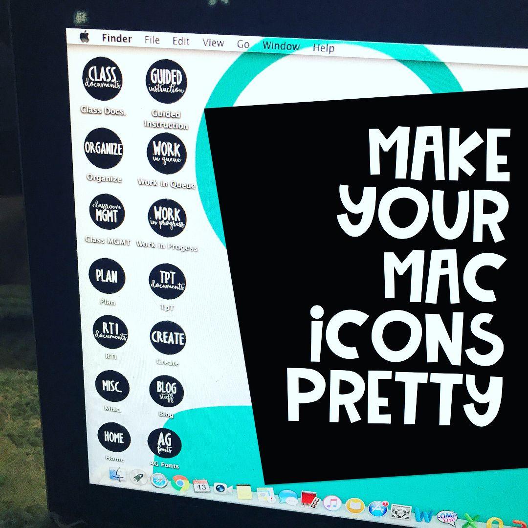 Pin by Stephanie Steiner on Techie teacher Desktop icons