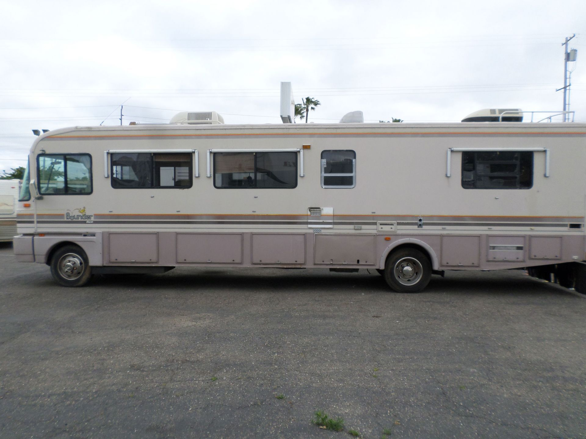 1992 Fleetwood Bounder Rv For Sale Fleetwood Bounder Used Rv