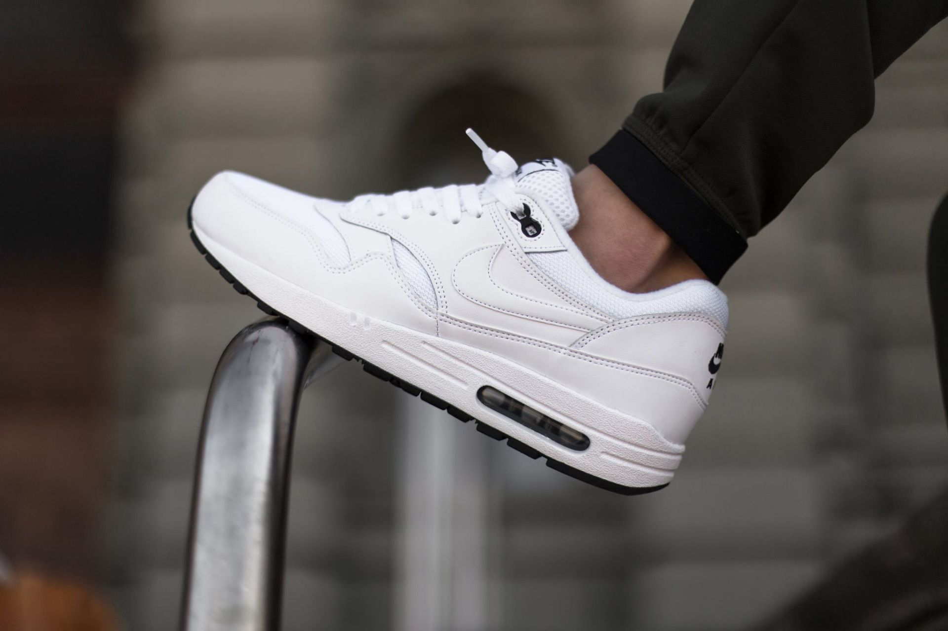 air max 1 branco