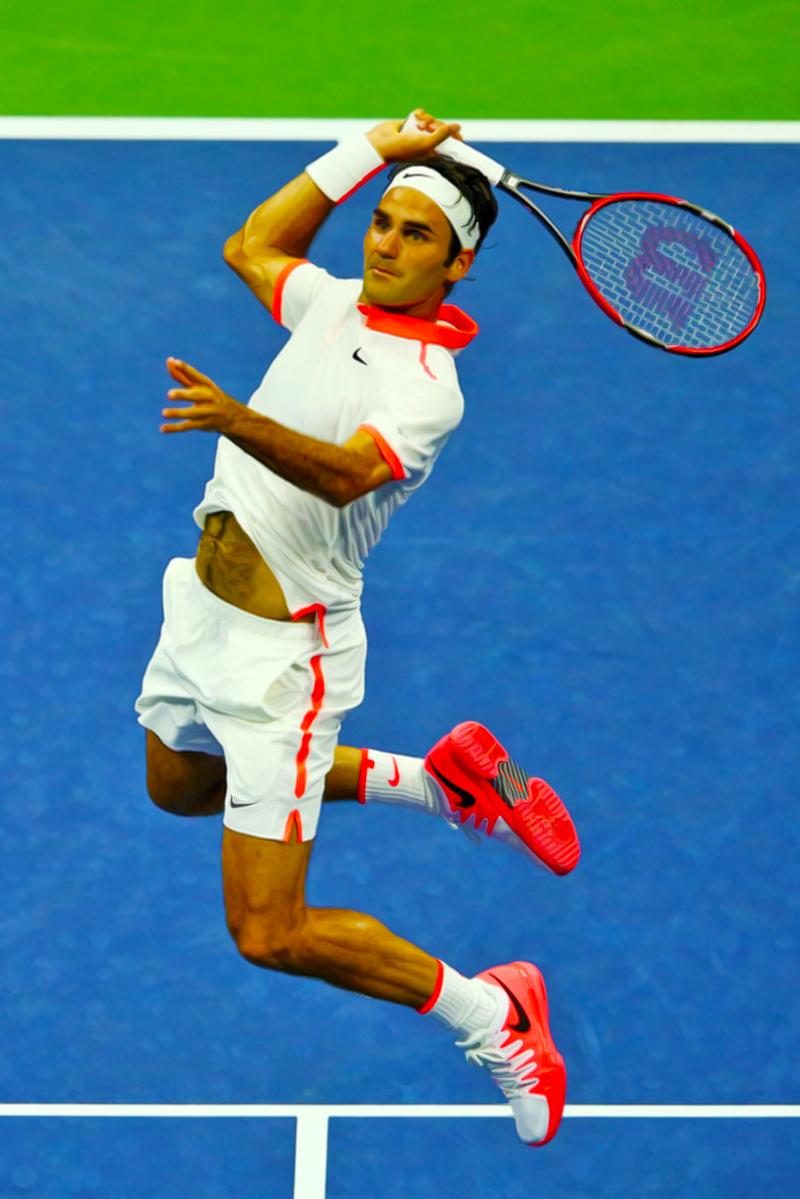Tennismaniac Roger Federer Tennis Tennis Photos