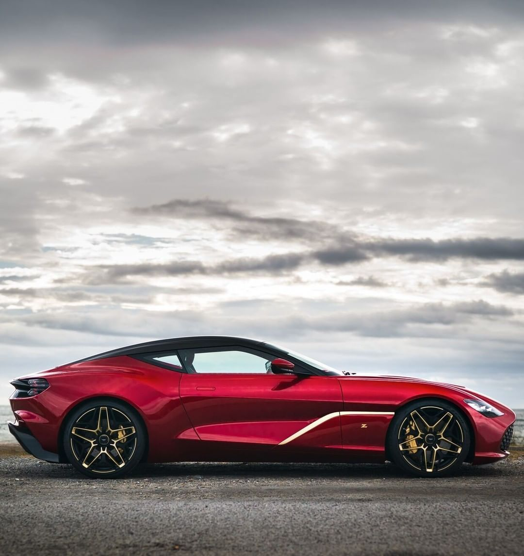 Aston Martin On Instagram A True Modern Classic Dbs Gt Zagato Is The Modern Twin To The Db4 Gt Zagato Continuation And Feature In 2020 Aston Martin Super Cars Car