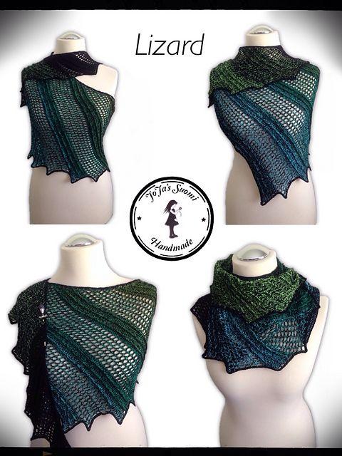 Xale Em Crochê Asas do Dragão Fácil | bolero | Pinterest | Crochet ...