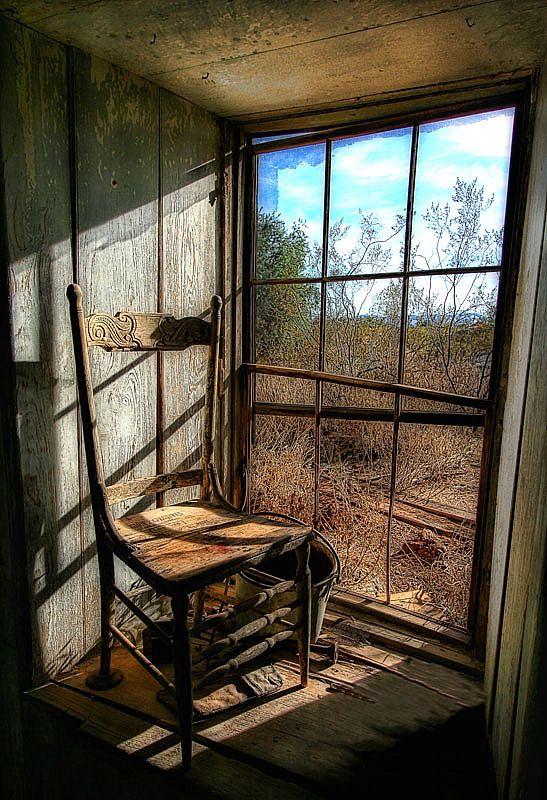 The Old Chair home sweet home Pinterest Les fenetres, Près de