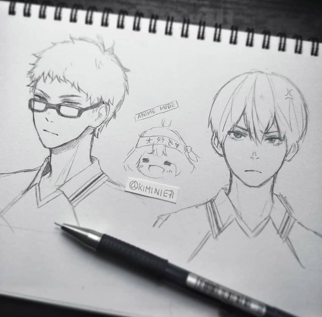 Have You Heard Of The New Haikyuu Movie Coming Soon Artwork Kiminie71 Visit Www Animeignite Com Like Anime And Ani Anime Artist Anime Drawings
