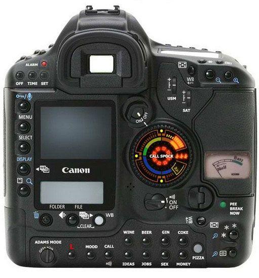 Canon Eos 1ds Mark Iii Ojo De Pez Fotografia Camaras