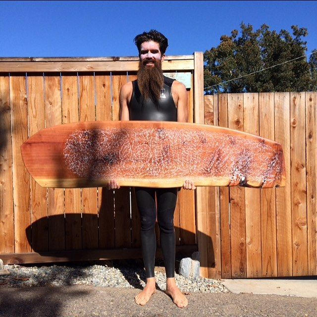 Wooden Surfboards: Back to our roots
