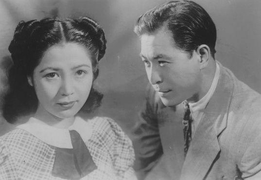 Ikuno Michiko (幾野道子) 1924-, Japanese Actress