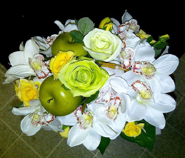 Artificial Flower Arrangement for Coffee Table   Flower ...
