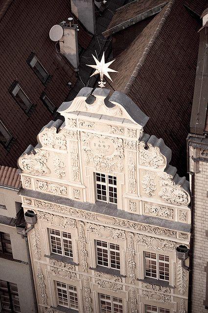 Architural Detail, Toruń   Poland