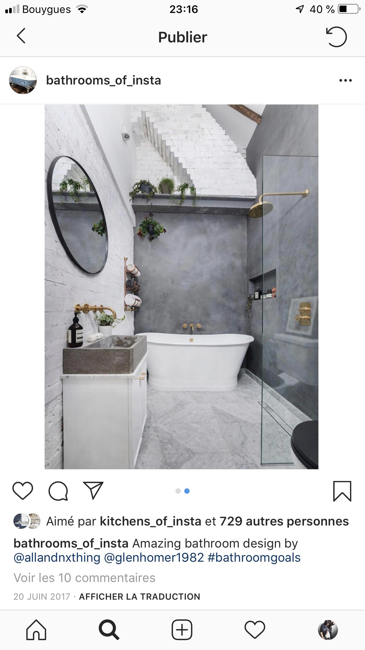 Peachy Pin By Maud Cohen On Bathroom In 2019 Bathroom Download Free Architecture Designs Griteanizatbritishbridgeorg